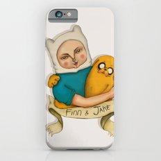 Adventures time! iPhone 6s Slim Case