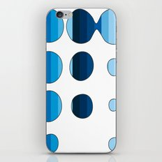 Spots and Stripes iPhone & iPod Skin