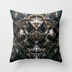 a Deo et Rege Throw Pillow