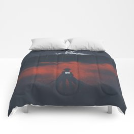 Attack On Titan Moment Comforters