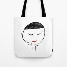 Mellow Girl Tote Bag