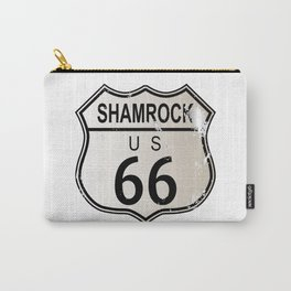 Shamrock Route 66 Carry-All Pouch