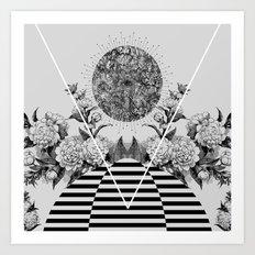 MANTIS ii Art Print