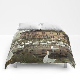 haunted house Comforters