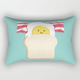 Morning Breakfast Rectangular Pillow