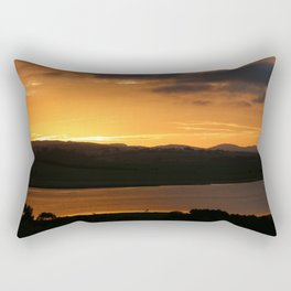 Sunrise - Tamar River - Tasmania - Aus Rectangular Pillow