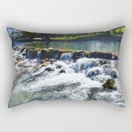 Giant Springs Rectangular Pillow