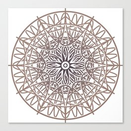 Mystical sign 04 Canvas Print