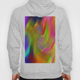 dripping colors Hoody