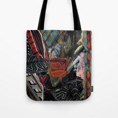 Disintegration 2 Tote Bag
