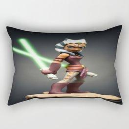 """""""Ahsoka Tano"""" Rectangular Pillow"""