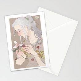 Viktor: Flower Stationery Cards