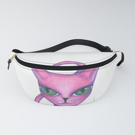 Fairy cat Fanny Pack