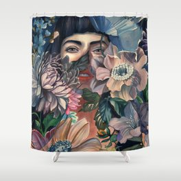 HIDE & SEEK Shower Curtain
