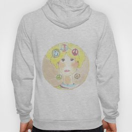 Thoughts of peace Hoody