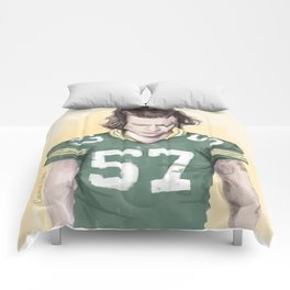 Harry is Packers AF Comforters
