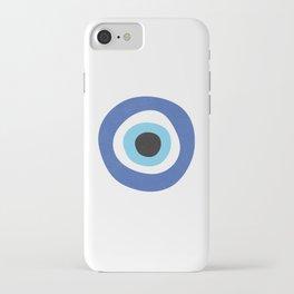 Evi Eye Symbol iPhone Case