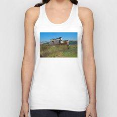 Point Reyes Shipwreck Unisex Tank Top