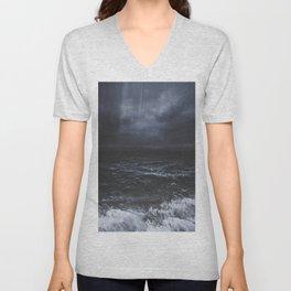 Lost in the sea Unisex V-Neck