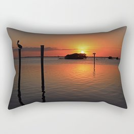 The Subjective Thinker II Rectangular Pillow