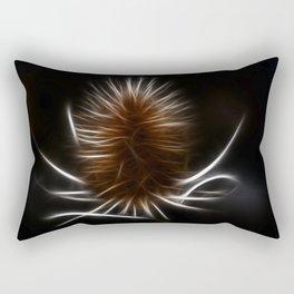 Abstract teazle Rectangular Pillow