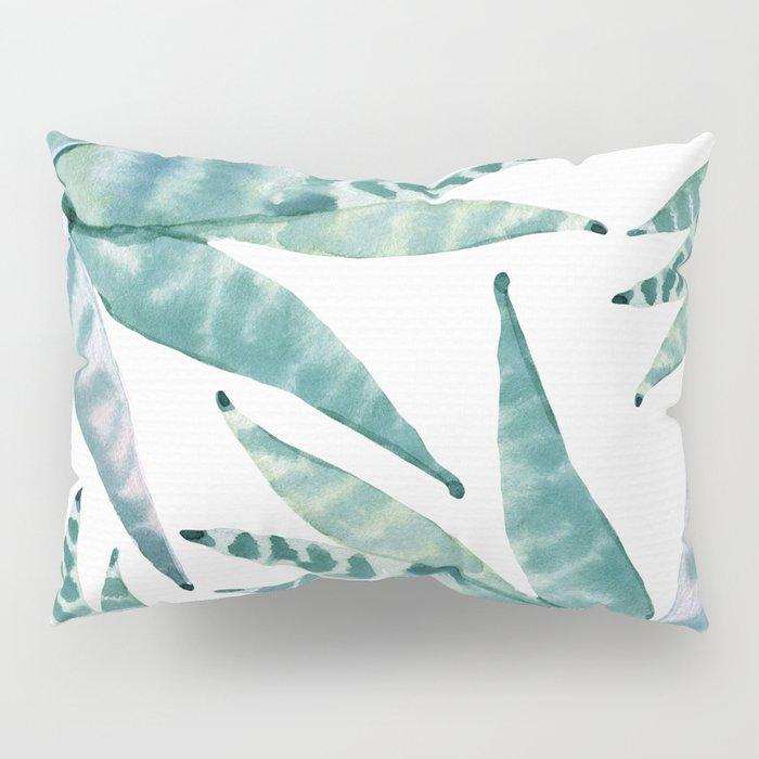 Desert Succulents Pillow Sham
