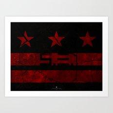 SE-DC Art Print