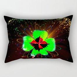 Happiness is beautiful Rectangular Pillow