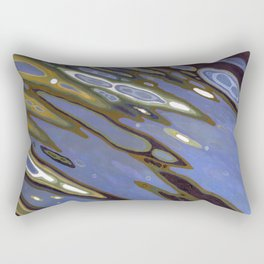 Desert Oasis Rectangular Pillow