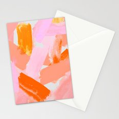 A Vision in Blush Stationery Cards