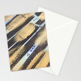 Gold & Black Stationery Cards