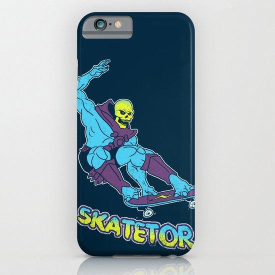 Skatetor iPhone & iPod Case