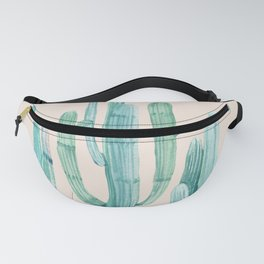 Three Amigos Turquoise + Coral Fanny Pack