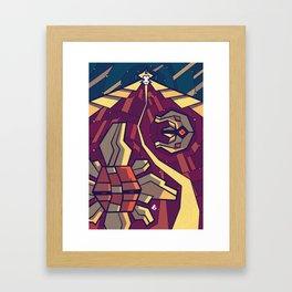 Wishmaker Framed Art Print