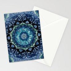 Lapis Lazulli Mandala Stationery Cards