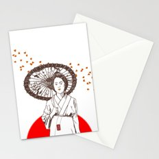 Farewell My Concubine Stationery Cards