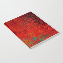 Figuratively Speaking, Abstract Art Notebook