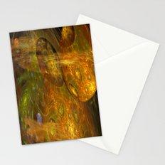 Exoplanet Nebula Stationery Cards