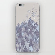 Winter Dreams iPhone & iPod Skin