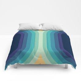 Retro Smooth 001 Comforters