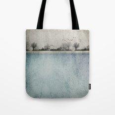 Winter Landscape - Susan Weller Tote Bag