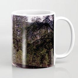 Ahwahnee Bridge, Yosemite Village Coffee Mug