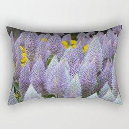 Australian Foxtail Flower Rectangular Pillow