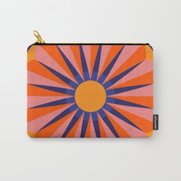 Flower Show Carry-All Pouch