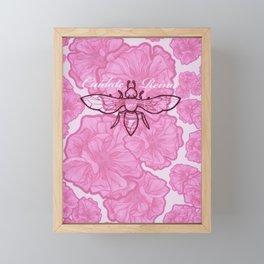 CUIDATE MI REINA Framed Mini Art Print