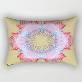 Peaks Rectangular Pillow