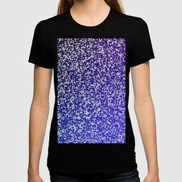 Purple ombre zest T-shirt