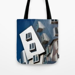 Boston MIT Tote Bag