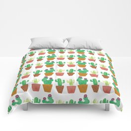 cactus house plant Comforters