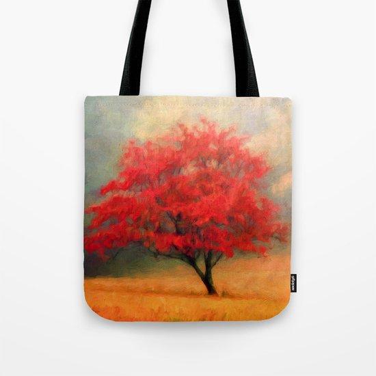 Autumns Colors Tote Bag